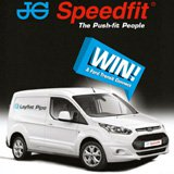 JG Speedfit 'Every Metre Counts' Competition Winner