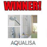 Customer rewarded for choosing Aqualisa