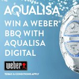 Win A Stylish Weber BBQ Worth £259.99 With Aqualisa Digital Showers