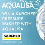 Win A Karcher® Pressure Washer With Aqualisa Digital Showers