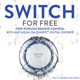 Switch to Aqualisa Wireless for FREE PROMOTION HAS NOW ENDED!