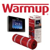 Now In Stock: Warmup® Electric Underfloor Heating