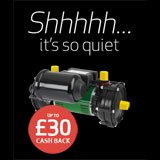 Earn up to £30 cashback with a Salamander centrifugal pump