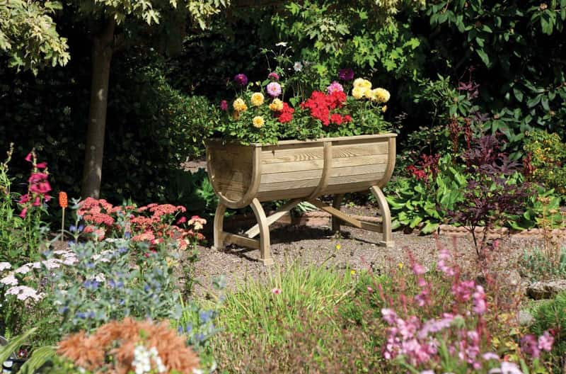 Get busy in the Garden