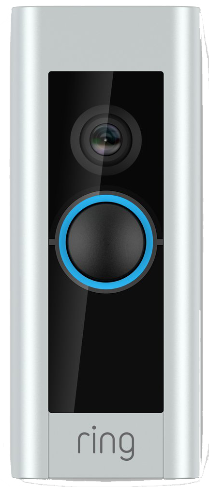Never miss a visitor with the Ring Smart Video Doorbell Pro