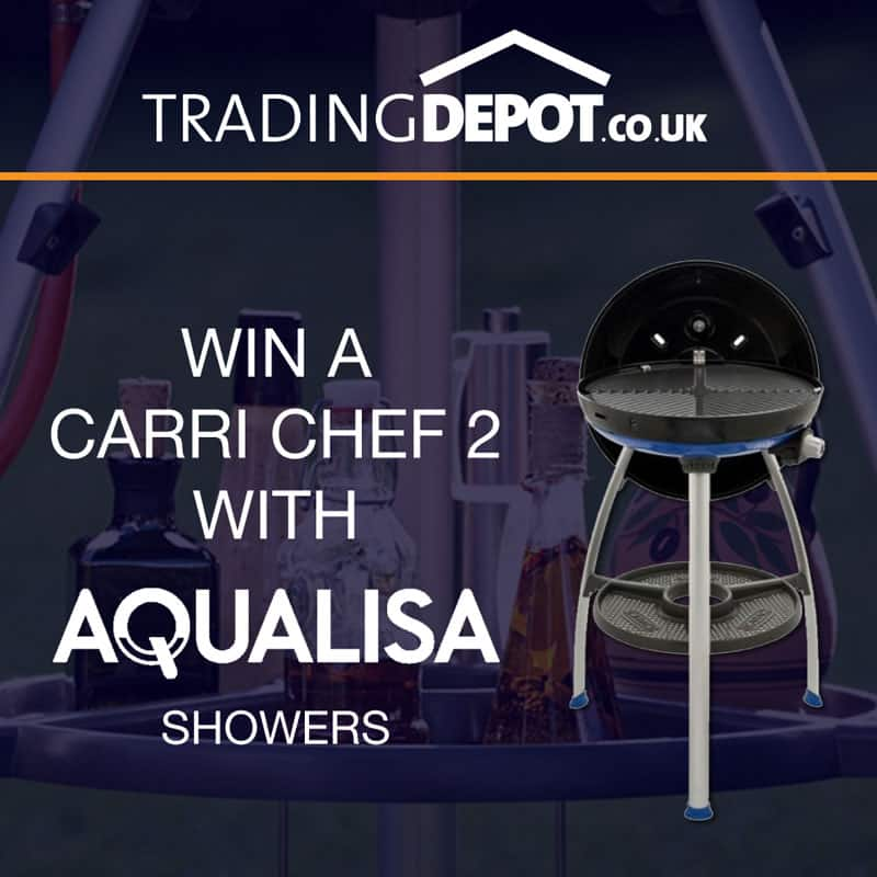 Win with Aqualisa Showers!