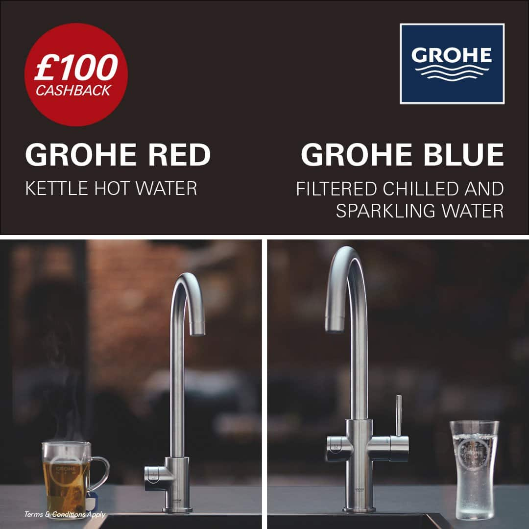 Grohe Water Systems Cashback