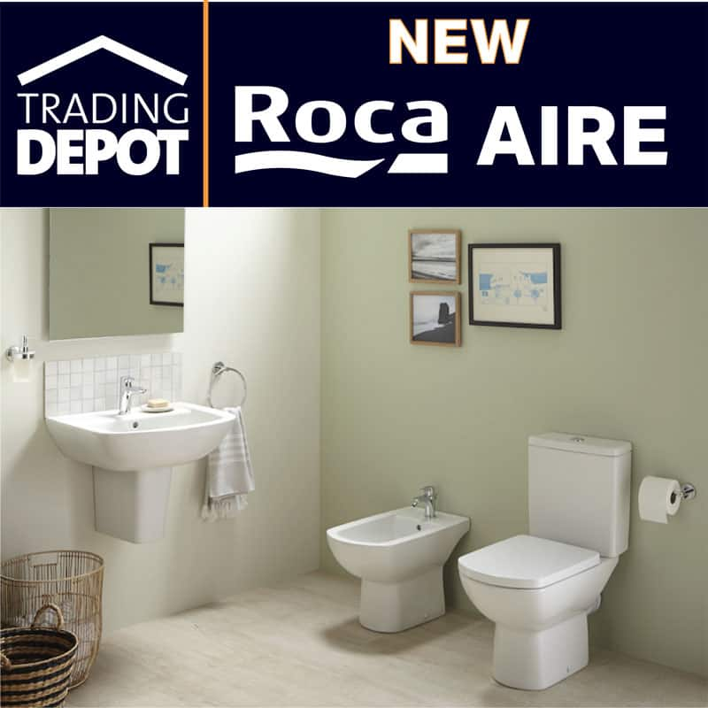 NEW Roca Aire Collection!