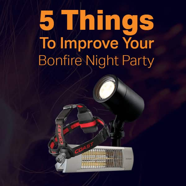 5 Things to Improve Your Bonfire Night Party!