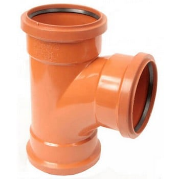 Polypipe 110mm Underground Drainage Fittings