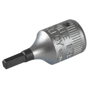 1/4in Drive Sockets - Torx & Hex