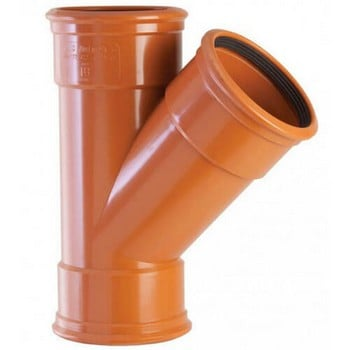 Polypipe 160mm Underground Drainage Fittings