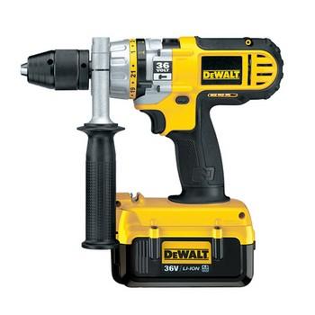 36 Volt Hammer Combi Drills