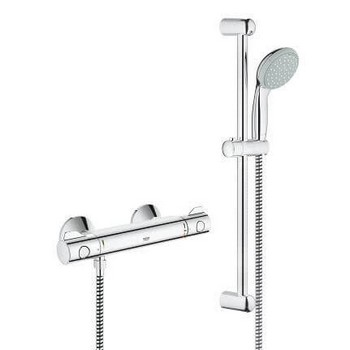 Grohe Grohtherm 800 Shower Systems
