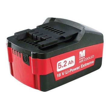 Metabo Batteries & Chargers