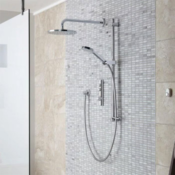 Aqualisa iSys Smart Showers