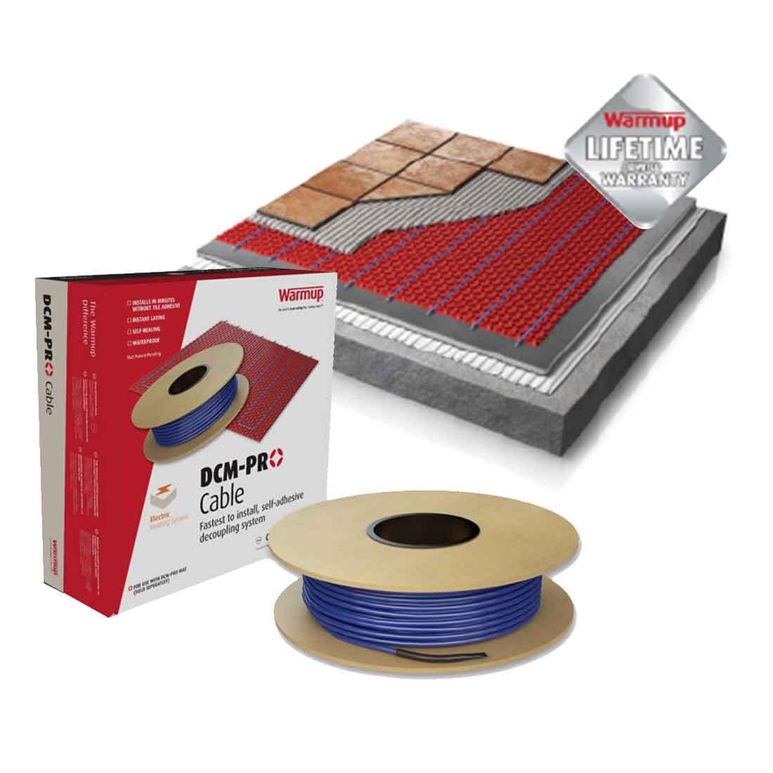 Warmup Electric Underfloor Heating Trading Depot Joy Long Van Electrical Fuse Box Dcm Pro