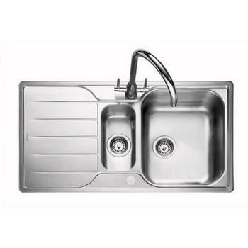 Rangemaster Michigan Stainless Steel Kitchen Sinks