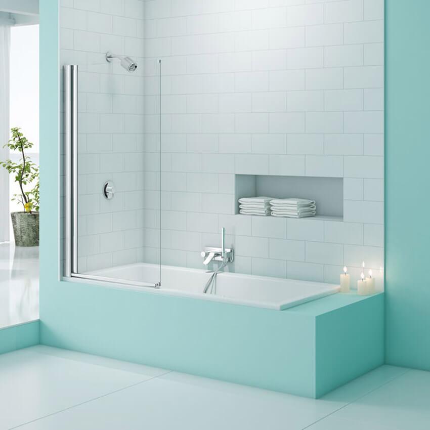Merlyn SecureSeal Bath Screens