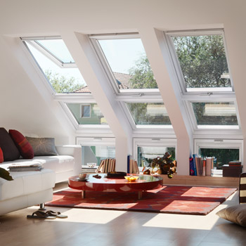 Sloping & Vertical Windows