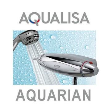 Aqualisa Aquarian Thermo Showers