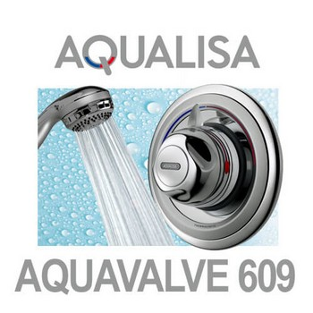 Aqualisa Aquavalve 609 Shower Valves