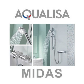 Aqualisa Midas Showers
