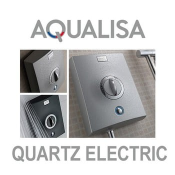 Aqualisa Quartz Electric Showers