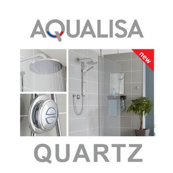 Aqualisa Quartz Digital Showers