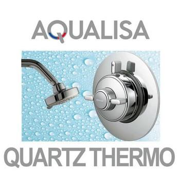 Aqualisa Quartz Thermo Showers