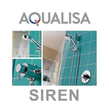 Aqualisa Siren Showers