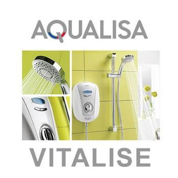 Aqualisa Vitalise Electric Showers