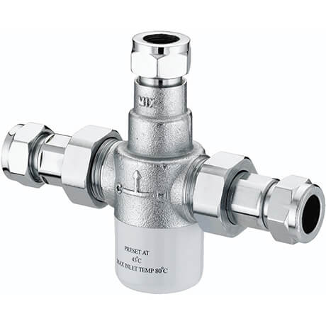 Bristan Thermostatic Mixing Valves