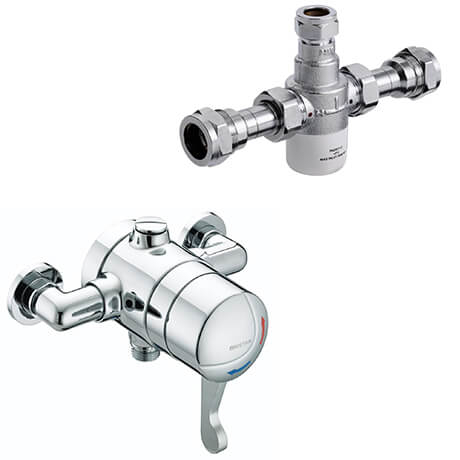 Bristan Thermostatic Mixing Valves & Showers