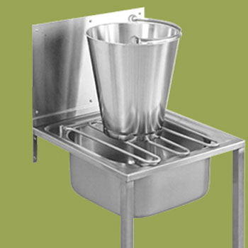 Franke Bucket Sinks