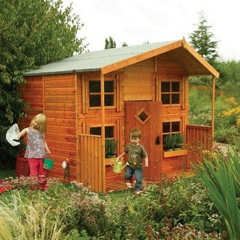 Children's Garden Play Houses