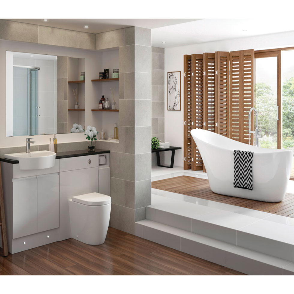 Bathrooms To Love Cilantro Range