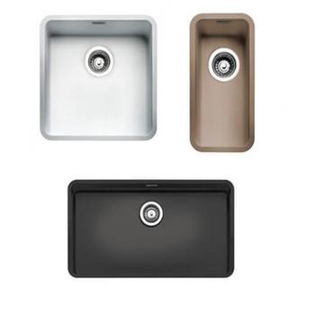 Reginox kitchen sinks reginox brands for Colored stainless steel sinks