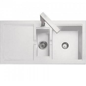 Rangemaster Cubix granite Sinks