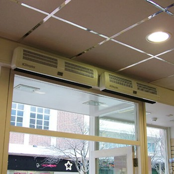 Dimplex Commercial Overdoor Heaters