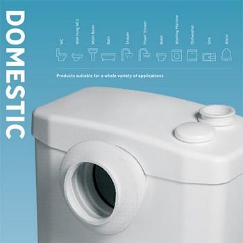 Domestic Macerators and Pumps