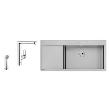 Foster New Wave & Grohe Tap Combo