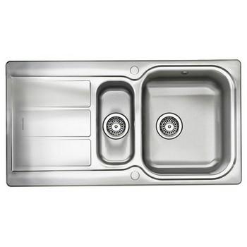 Rangemaster Glendale Stainless Steel Sinks