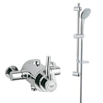 Grohe Avensys Modern Thermostatic Showers