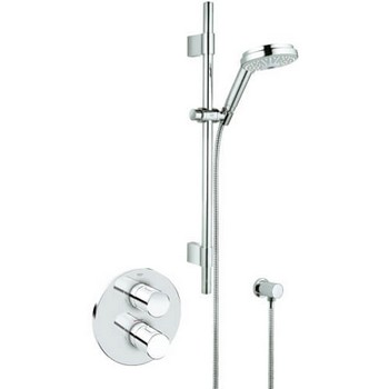 Grohe Grohtherm 3000 Cosmopolitan Showers