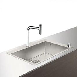 Hansgrohe Kitchen Sinks