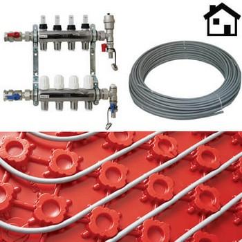 Underfloor Heating House Packs