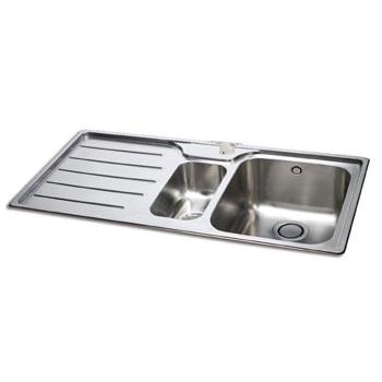Carron Phoenix Ibis Stainless Steel Kitchen Sinks