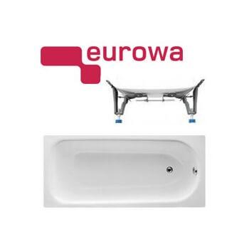 Kaldewei Eurowa Baths - Without Grips