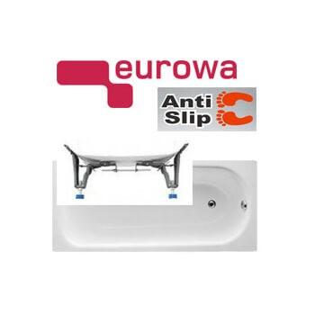 Kaldewei Eurowa Baths - With Grips & Anti-slip